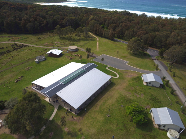anu kialoa research site NSW coast